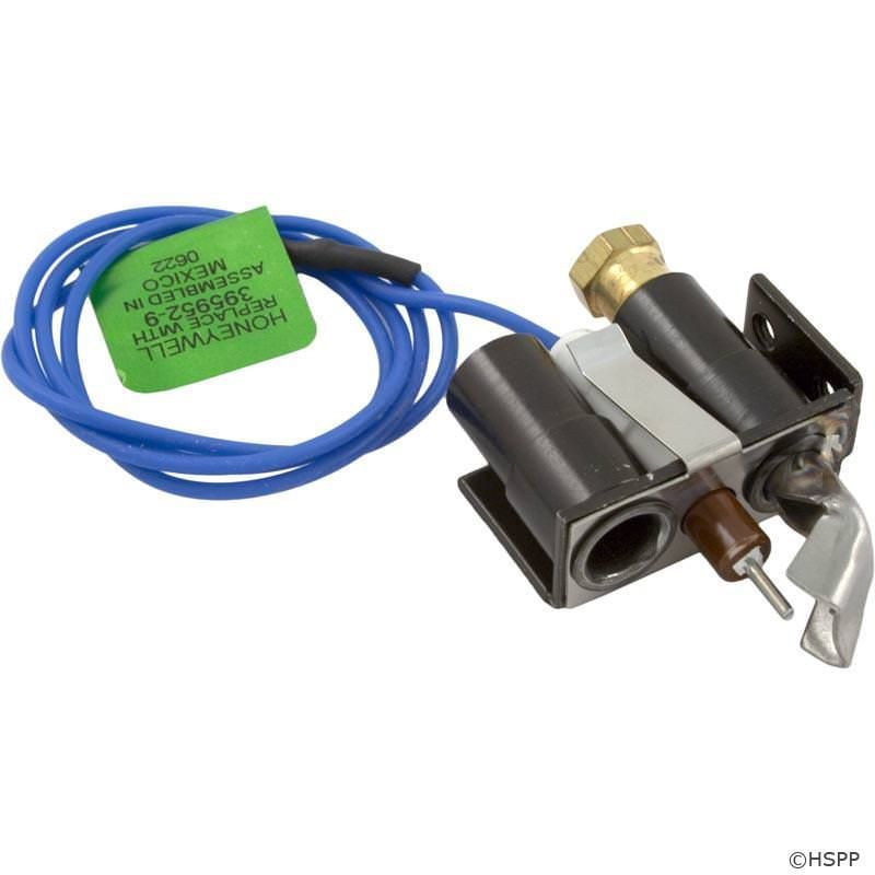 Pentair PAC-051-1651 - Pentair MiniMax Natural Gas Millivolt Heater Pilot Assembly 471292