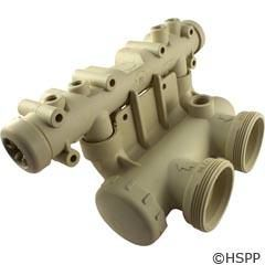 Pentair PUR-151-2115 - Pentair 471992 MiniMax NT / CH Main Header Assembly
