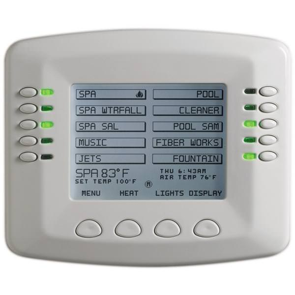 Pentair 520138 IntelliTouch Indoor Control Panel