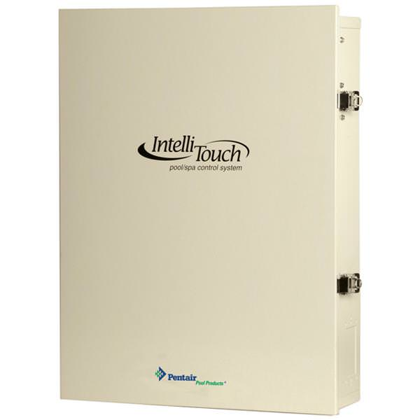 Pentair 521213 IntelliTouch Load Center with IntelliChlor Transformer 115/230V