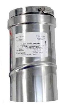 Sta-Rite STA-151-6268 - Pentair / Sta-Rite Horizontal or Vertical Venting Positive Pressure Appliance Adapter 77707-0087