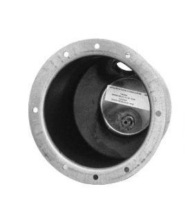 Pentair AMP-30-666 - Pentair Small Light Niche 3/4 Inch Top Hub - Concrete - 78243200