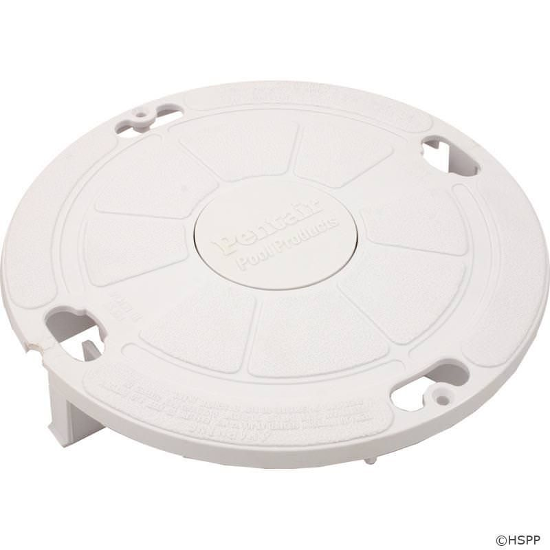 Pentair Admiral Skimmer Lid - White - 85007400