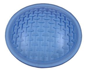 Pentair AMP-301-6668 - Pentair AmerLite / AmerQuartz 8-3/8 Inch Medium Blue Glass Light Lens 79100200
