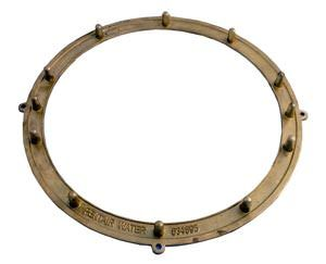 Pentair AquaLight Brass Mounting Ring for Plaster 79203200