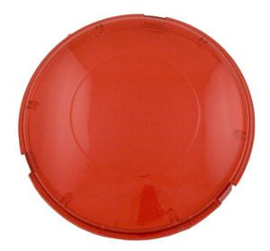 Pentair AquaLuminator Light Lens Cover - Luxury Red - 49300000