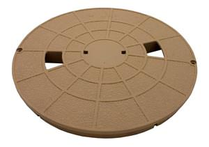 Pentair PAC-251-5751 - Pentair Bermuda Skimmer Deck Lid - Tan - 516216