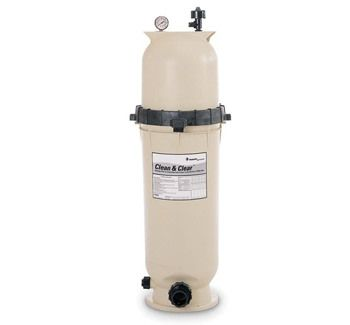Pentair PAC-05-502 - Pentair Clean and Clear 100 Sq Ft Cartridge Filter 160316