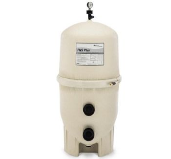 Pentair FNS Plus 24 Sq Ft D.E. Pool Filter 180006