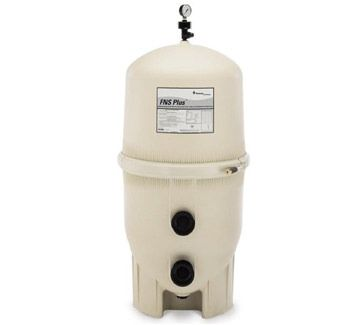 Pentair PAC-05-186 - Pentair FNS Plus 60 Sq Ft D.E. Pool Filter 180009