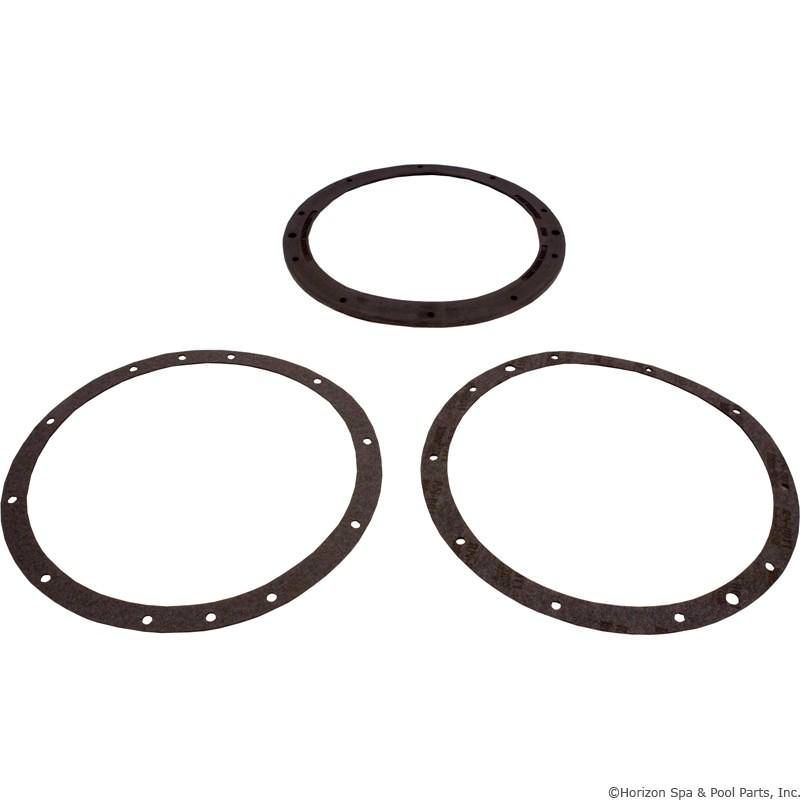 Pentair AMP-301-1080 - Pentair AmerLite Niche Gasket Set - Vinyl/Fiberglass- 10 Hole - 79200700