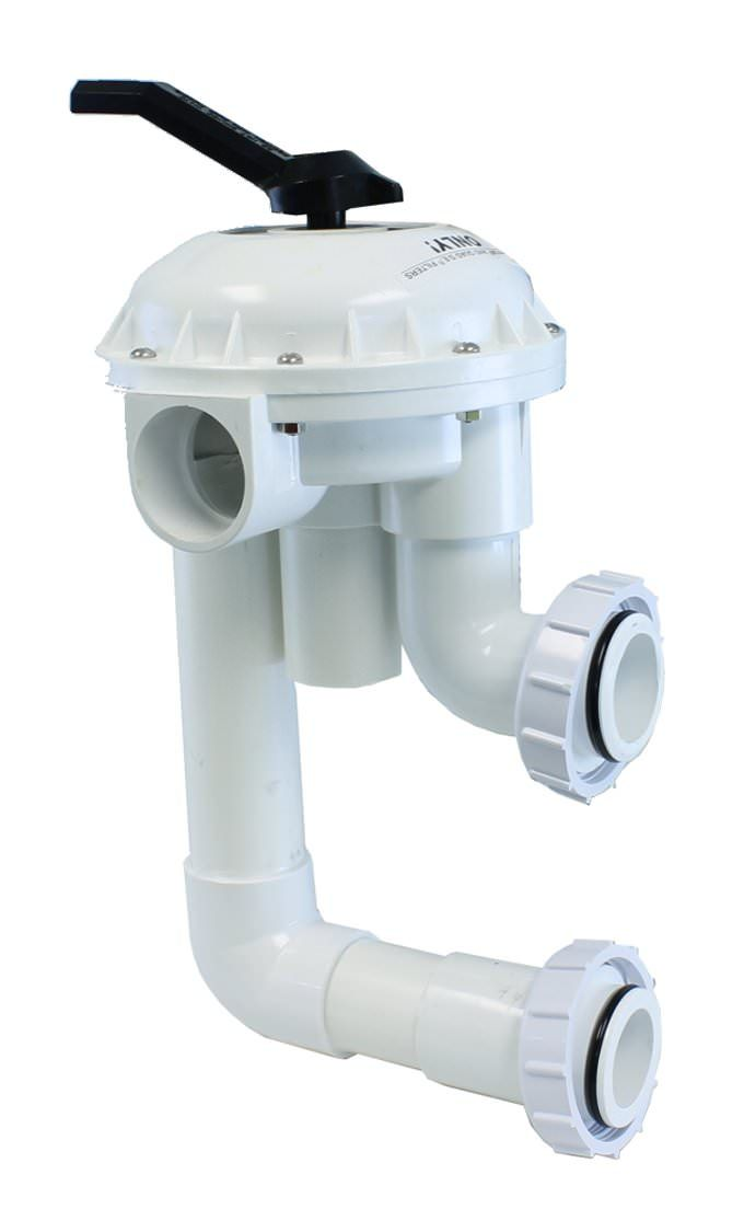 Pentair Multiport 2 Inch Hi-Flow Sand Filter Valve 261050