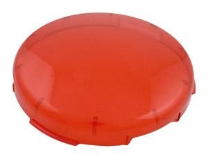 Pentair Pool Light Red Plastic Lens Cover 78900900