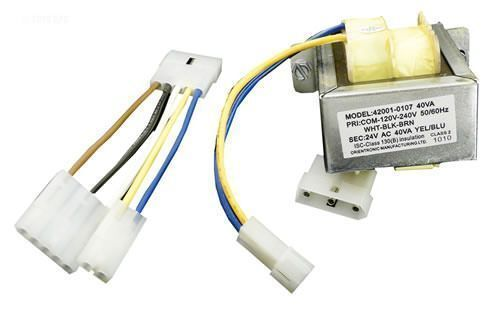 Pentair STA-151-0108 - Pentair / Sta-Rite Heater Transformer 115V/230V - 42001-0107S