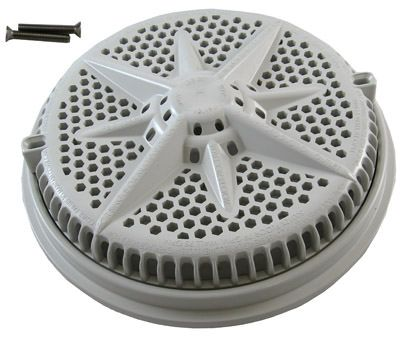 Pentair StarGuard Main Drain Cover - White - 500108