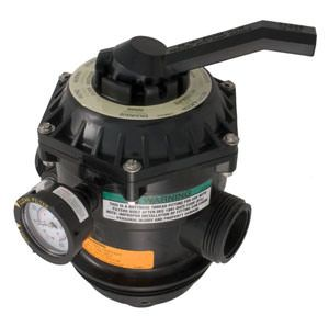 Pentair PAC-06-249 - Pentair Tagelus 1.5 Inch Threaded Top Mount Multiport Valve 262504