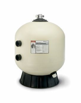 Pentair PAC-05-708 - Pentair Triton C Side Mount TR140C Commercial Pool Sand Filter 140316