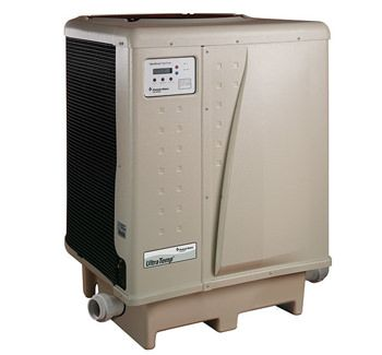 Pentair UltraTemp Heat Pump 108K BTU 460932