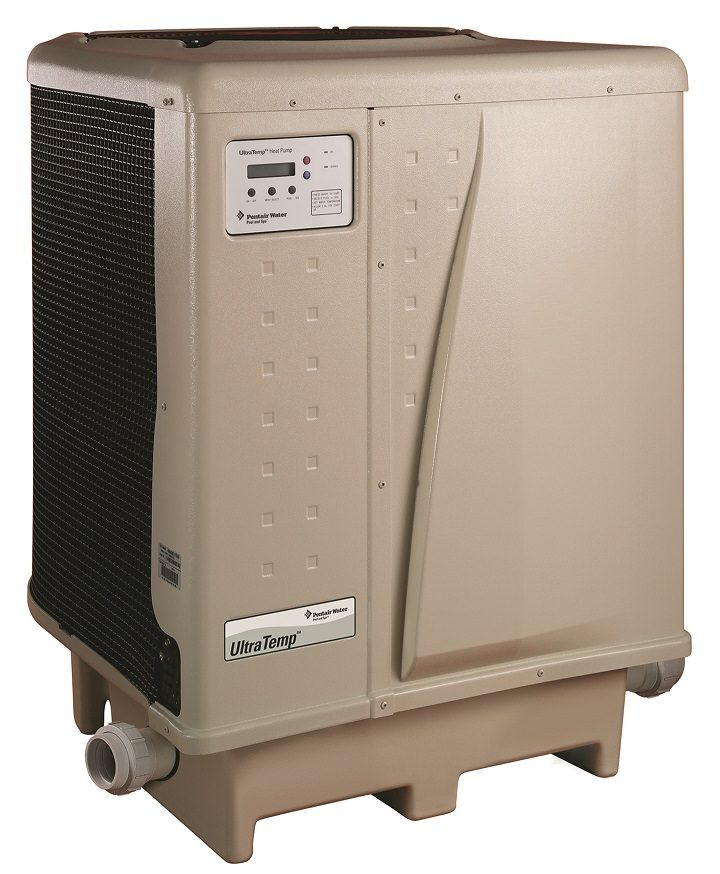 Pentair UltraTemp Heat/Cool Heat Pump 125K BTU 460935
