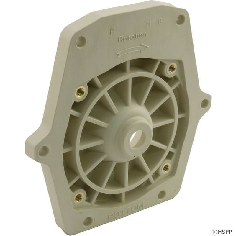 Pentair PUR-101-3477 - Pentair WhisperFlo, IntelliFlo Seal Plate 074564