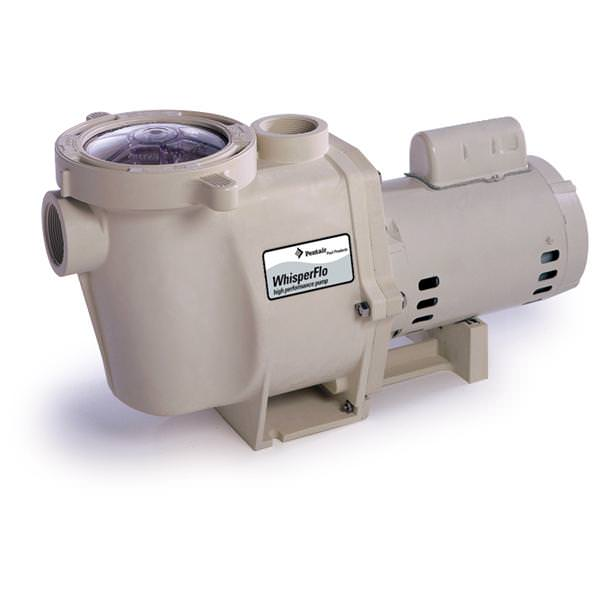 Pentair PUR-10-368 - Pentair Whisperflo 1 HP Pool Pump 011513 Energy Efficient WFE-4