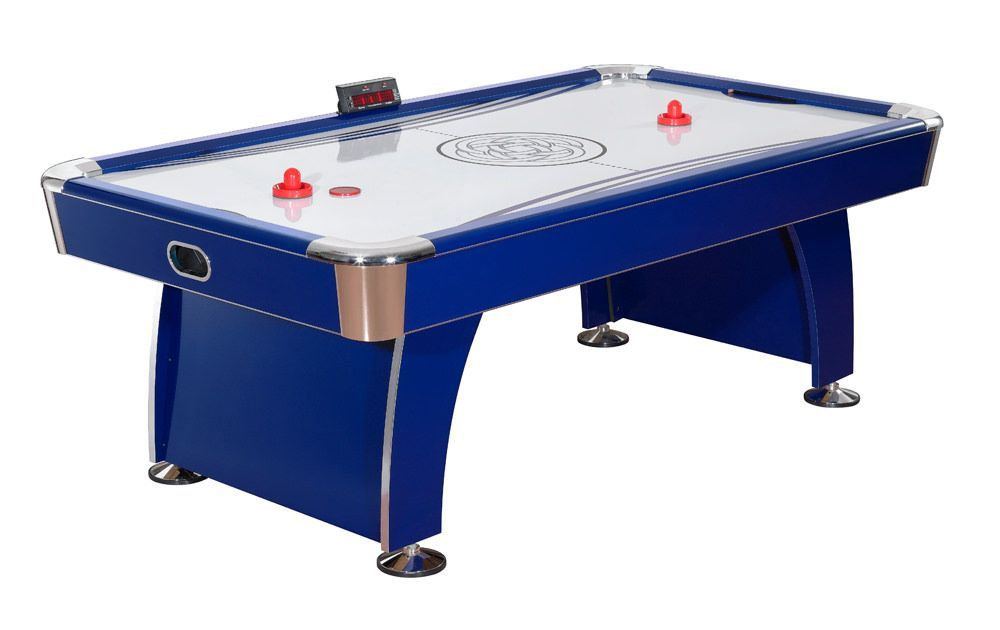 Carmelli 7.5 Foot Phantom Air Hockey Table with Electronic Scoring