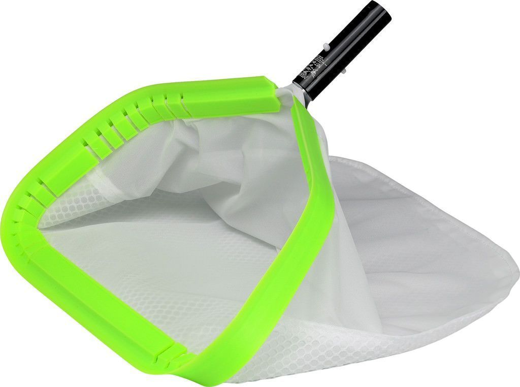 Piranha Professional Pool Leaf Rake with Fine Mesh Bag