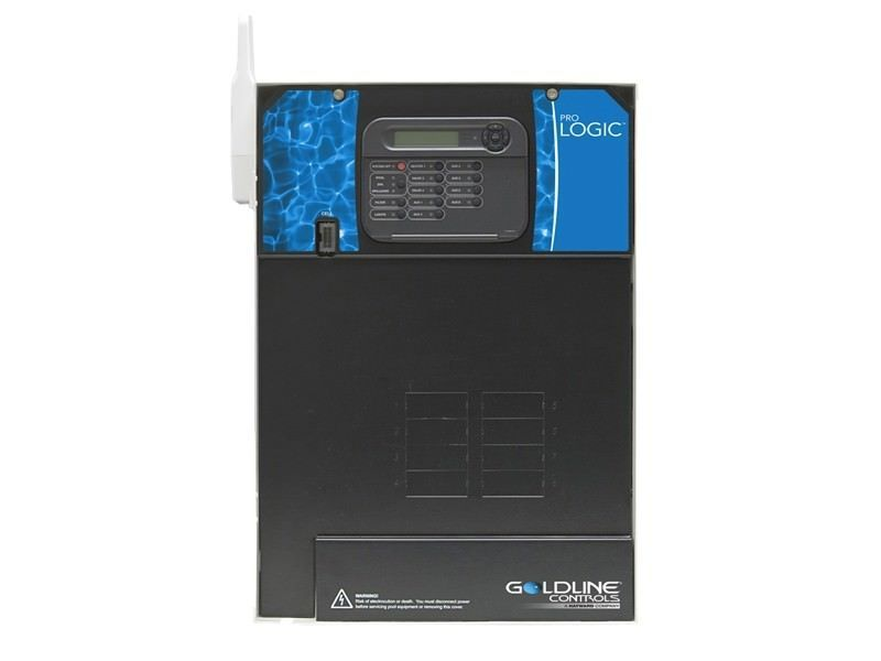 Hayward Pro Logic Pool and Spa Automation Control - 4 Relays - PL-P-4