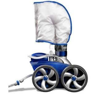 Polaris POL-20-550 - Polaris 3900 Sport Pressure Side Automatic In Ground Pool Cleaner - F6