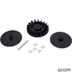 Polaris 360 / 380 Drive Train Gear Kit with Turbine Bearing 9-100-1132