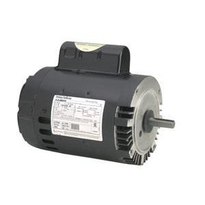 B835 Pool Pump Motor 56C Frame 2 HP Keyed Shaft Energy Efficient 115V/230V