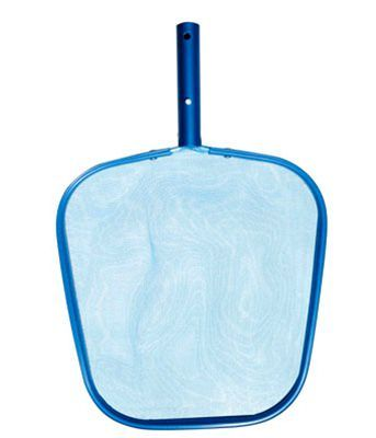 Pool Leaf Skimmer with Aluminum Frame