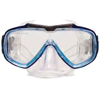 Poolmaster Baja Adult Scuba Mask - Blue