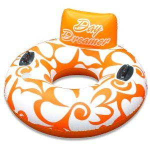 Poolmaster Day Dreamer Pool Lounge - Orange