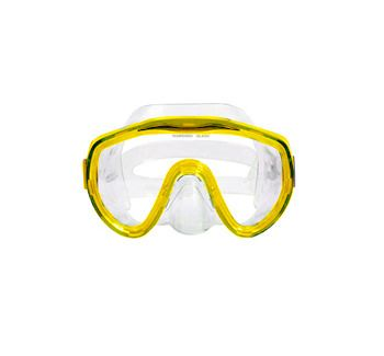 Poolmaster Navigator Scuba Mask - Yellow
