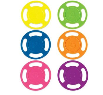 Poolmaster Pool Diving Discs - 6 Pack - 72710