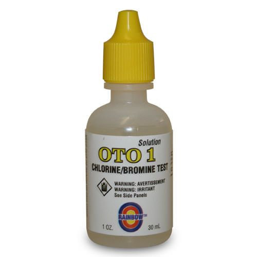 Rainbow #1 OTO Test Solution 1 oz
