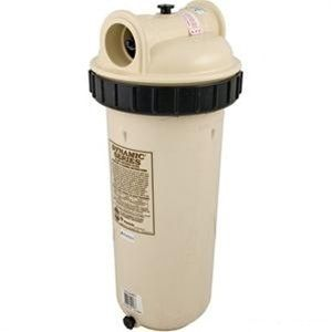 Pentair RAI-05-182 - Rainbow 25 Sq Ft Inline Cartridge Filter 1.5 In Slip - RDC25