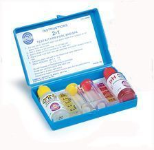 Rainbow Chlorine and pH 2-in-1 Test Kit
