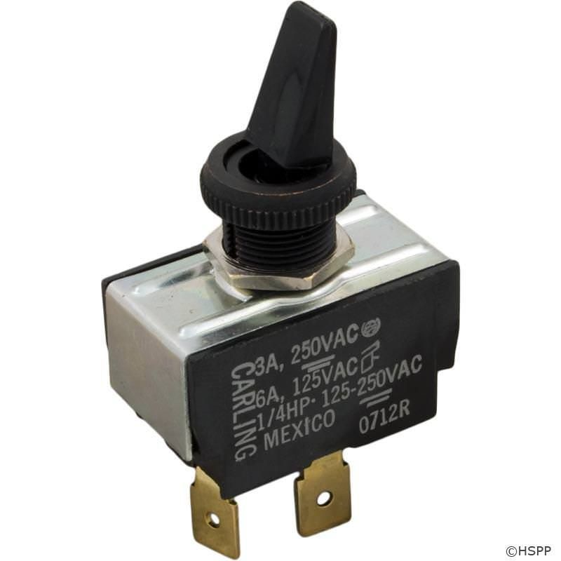Raypak MV Heater Toggle Switch 650761