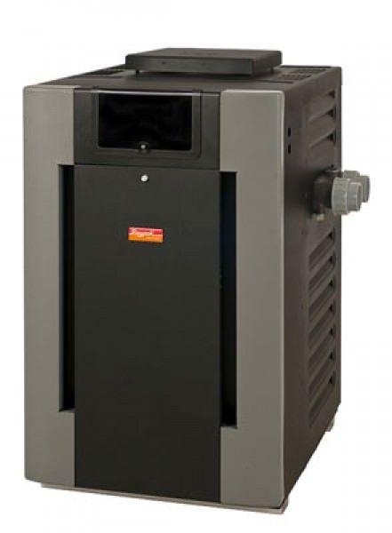 Raypak 266K BTU Digital NG Pool Heater Cupro-Nickel - P-R266A-EN-X - 010103