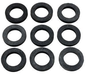 Raypak Header Gaskets - Set of 9 - 800014B