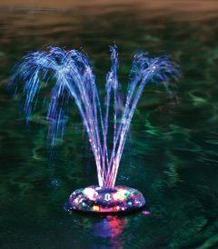 Remote Control Dancing Waters Pool Light and Fountain Show