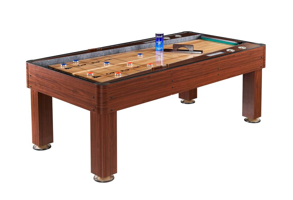 Carmelli NG1201 - Ricochet 7 Foot Shuffleboard Table