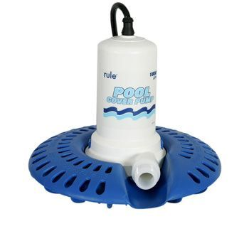 Rule Pool Cover Pump 1800 GPH - H53SP-24