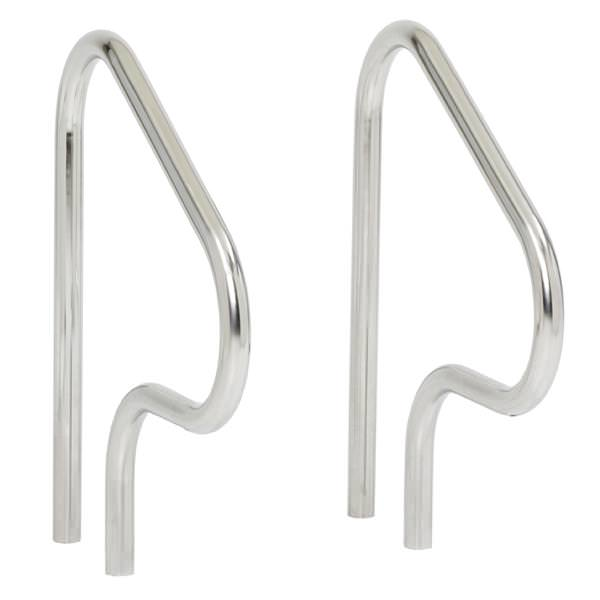S.R. Smith 26-inch Figure 4 Handrails - Pair - F4H-102