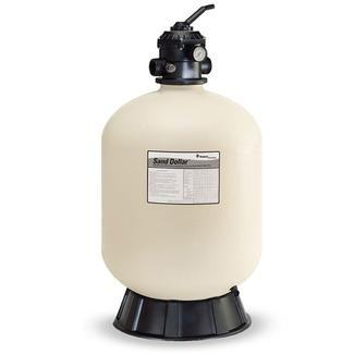 "Pentair Sand Dollar 26 Inch Sand Filter with 1.5"" Valve - SD80 - 145333"