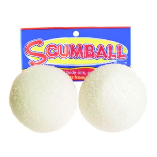 Scumball Scum Absorber for Pools and Spas - 2-pack