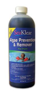 SeaKlear Algae Prevention & Remover 1 QT (32 oz)