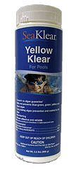 SeaKlear Yellow Klear Pool Algaecide - 2 lb